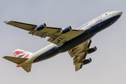 Boeing 747-400 - G-CIVD operated by British Airways