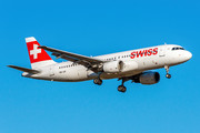 Airbus A320-214 - HB-IJP operated by Swiss International Air Lines