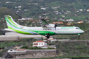 ATR 72-600 - EC-NJK operated by Binter Canarias