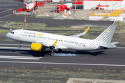 Airbus A320-271N - EC-NCF operated by Vueling Airlines