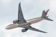 Boeing 777F - A7-BFX operated by Qatar Airways Cargo