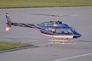 Bell 206B-3 JetRanger III - OK-HCE operated by HELI CZECH s.r.o.