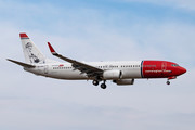 Boeing 737-800 - SE-RRA operated by Norwegian Air Sweden