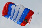 Parachute - No registration operated by Ozbrojené sily Slovenskej republiky (Slovak Armed Forces)