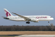 Boeing 787-8 Dreamliner - A7-BCN operated by Qatar Airways