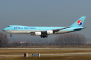 Boeing 747-8F - HL7623 operated by Korean Air Cargo