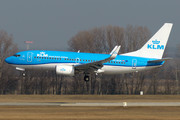 Boeing 737-700 - PH-BGM operated by KLM Royal Dutch Airlines