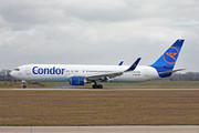Boeing 767-300ER - D-ABUC operated by Condor