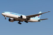 Boeing 777F - HL8077 operated by Korean Air Cargo