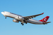 Airbus A330-243F - TC-JOY operated by Turkish Airlines Cargo