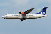 ATR 72-600 - ES-ATC operated by Scandinavian Airlines (SAS)