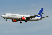 Boeing 737-800 - LN-RPM operated by Scandinavian Airlines (SAS)