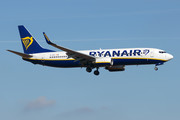 Boeing 737-800 - EI-EKZ operated by Ryanair