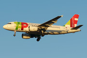 Airbus A319-112 - CS-TTS operated by TAP Portugal