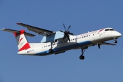 Bombardier DHC-8-Q402 Dash 8 - OE-LGL operated by Austrian Airlines
