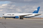 Boeing 767-200SF - OY-SRP operated by Star Air (SRR)