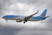 Boeing 737-800 - D-ASUN operated by TUIfly