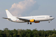 Boeing 737-400 - 9H-ZAZ operated by Air Horizont