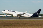 Airbus A320-271N - D-AIJB operated by Lufthansa