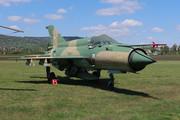 Mikoyan-Gurevich MiG-21bis - 6021 operated by Magyar Légierő (Hungarian Air Force)