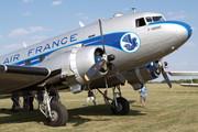 Douglas DC-3C Dakota - F-AZTE operated by Private operator