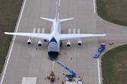 Antonov An-124-100M Ruslan - UR-82027 operated by Antonov Airlines