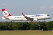 Airbus A320-214 - TC-FHN operated by Freebird Airlines