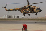 Mil Mi-17V-5 - 729 operated by Afghan Air Force