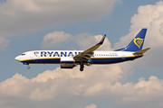 Boeing 737-800 - SP-RKT operated by Ryanair Sun