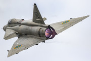 Saab AJSF 37 Viggen - SE-DXN operated by Swedish Air Force Historic Flight