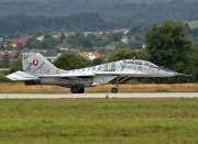 Mikoyan-Gurevich MiG-29UBS - 1303 operated by Vzdušné sily OS SR (Slovak Air Force)