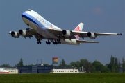 Boeing 747-400F - B-18708 operated by China Airlines Cargo