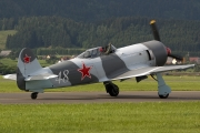 Yakovlev Yak-3U - RA-3482K operated by Private operator