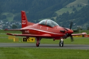 Pilatus PC-21 - HB-HZD operated by Pilatus Aircraft