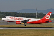 Airbus A320-214 - D-ABDP operated by Air Berlin