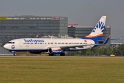 Boeing 737-800 - TC-SNO operated by SunExpress