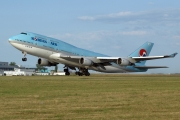 Boeing 747-400 - HL7487 operated by Korean Air