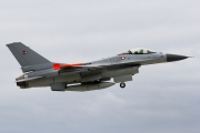 SABCA F-16AM Fighting Falcon - E-602 operated by Flyvevåbnet (Royal Danish Air Force)