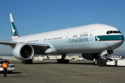 Boeing 777-300ER - B-KPU operated by Cathay Pacific Airways
