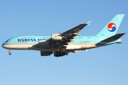 Airbus A380-861 - HL7613 operated by Korean Air