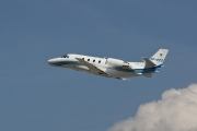 Cessna 560XL Citation XLS - SP-KCS operated by Blue Jet
