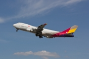 Boeing 747-400F - HL7419 operated by Asiana Cargo