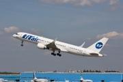 Boeing 757-200 - VQ-BKF operated by UTair Aviation