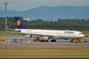 Airbus A340-313E - D-AIGM operated by Lufthansa