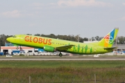 Boeing 737-400 - VP-BTH operated by Globus Airlines