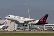 Brussels Airlines Airbus A319-112 - OO-SSG