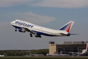 Boeing 747-300 - VP-BGX operated by Transaero Airlines
