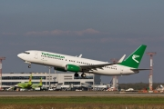 Boeing 737-800 - EZ-A004 operated by Turkmenistan Airlines