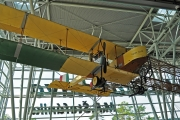 Caproni Ca.33 (replica) - Unknown registration operated by Private operator