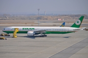 Boeing 777-300ER - B-16715 operated by EVA Air